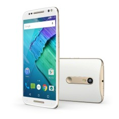 Smartphone Motorola Moto X X Style XT1572 32GB Qualcomm Snapdragon 808 21,0 MP 2 Chips Android 5.1 (Lollipop) 3G 4G Wi-Fi