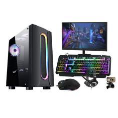 Imagem de Pc Gamer Completo I5 16Gb Hd 1Tb Gt730 Fonte 500W Monitor 19