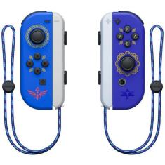 Controle Nintendo Switch sem Fio Joy-Con Zelda: Skyward Sword -