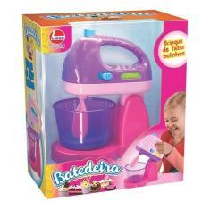 Imagem de Batedeira Com Luz E Movimento - Lider Brinquedos - 2930