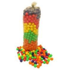 Imagem de Bolinhas De Piscina Coloridas Pacote Com 100 Bolinhas