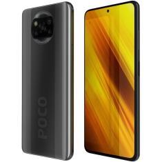 Smartphone Xiaomi Pocophone Poco X3 NFC 128GB Android Câmera Quádrupla