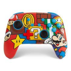 Imagem de Controle Nintendo Switch sem Fio Mario Pop - Power A