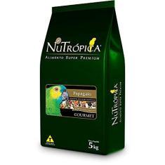 Imagem de Ração Nutrópica Gourmet para Papagaio - 5kg