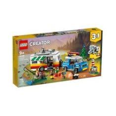 Imagem de Brinquedo Lego Creator 3 em 1 Ferias em Familia no Trailer