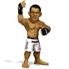 Imagem de Boneco Action Figure Ufc Ultimate Fighting Championship - Rodrigo Minotauro