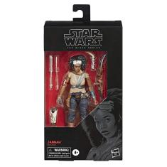 Imagem de Boneca Star Wars The Black Series Jannah - 15 cm - Hasbro