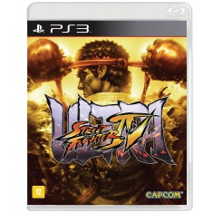 Jogo Ultra Street Fighter IV PlayStation 3 Capcom