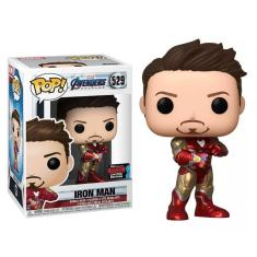 Imagem de Pop! Homem de Ferro (Iron Man): Vingadores Ultimato (Avengers Endgame) Exclusivo NYCC #529 - Funko