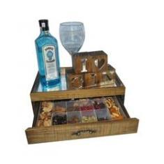 Imagem de Caixa Para Kit Gin Tônica Especiarias