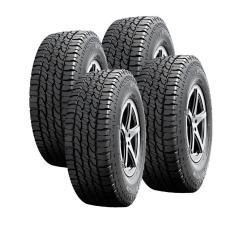 Imagem de Kit 4 Pneus para Carro Michelin LTX Force Aro 15 235/75 105T