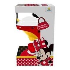 Imagem de Brinquedo Infantil Cafeteira Minnie Com Luz E Som Angel Toys