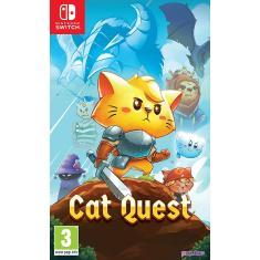 Jogo Cat Ques The Gentlebros Nintendo Switch