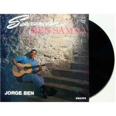 Imagem de Jorge Ben Sacundin Ben Samba LP