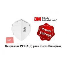 Imagem de 05 Mascara Reutilizável Agentes Biológicos 3m 9920h Pff2 N95 KN95