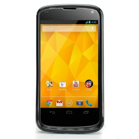 Smartphone LG Google Nexus 4 E960 16GB Qualcomm SnapDragon APQ8064 8,0 MP Android 4.2 (Jelly Bean Plus) Wi-Fi 3G