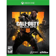 Jogo Call Of Duty Black Ops 4 Xbox One Activision