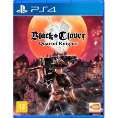 Imagem de Jogo Black Clover Quartet Knights PS4 Bandai Namco