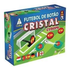 Imagem de Futebol Botão Cristal Europa 6 Seleções - Gulliver