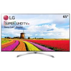 """Smart TV LED 65"""" LG 4K HDR 65SJ8000 4 HDMI"""