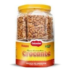 Doce de Amendoim Crocante c/28 - Gulosina