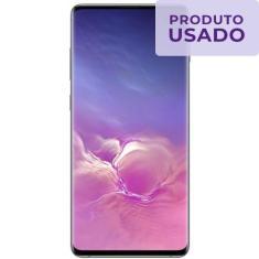Imagem de Smartphone Samsung Galaxy S10 Plus Usado 128GB Android