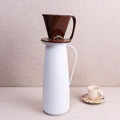Imagem de Suporte Marrom Para Coador De Café 102 Mor