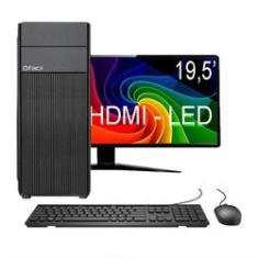 Imagem de Computador Fácil Intel Core i3 8GB HD 500GB