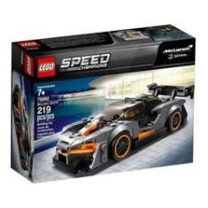 Imagem de Lego Speed Champions 75892 - Mclaren Senna 219pçs