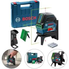 Imagem de Nivel A Laser Linha E Ponto Gcl 2-15 G Potencia Verde Bosch