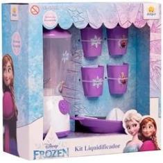 Imagem de Kit Liquidificador Frozen ANGEL TOYS 9012