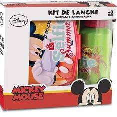 Imagem de Kit de Lanche Disney Mickey - DTC