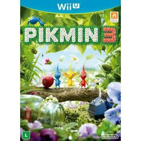 Jogo Pikmin 3 Wii U Nintendo