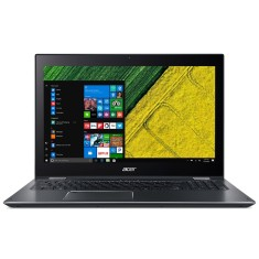 "Notebook Conversível Acer Spin 5 Intel Core i7 8550U 8ª Geração 8GB de RAM SSD 512 GB 15,6"" Touchscreen GeForce GTX 1050 Windows 10 SP513-51GN-89FN"