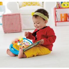Imagem de Livro - Aprender E Brincar - Meu Primeiro Livro De Rimas - Fisher-Price