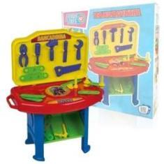 Imagem de Bancadinha Ferramentas Infantil Super Toys