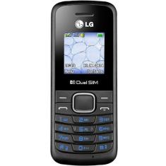 Celular LG B220 32 MB 2 Chips
