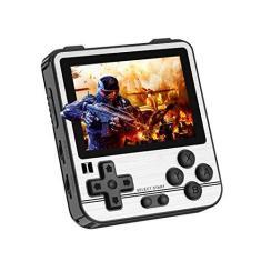Imagem de Console portátil RG280V mini console portátil retrô de 2,8 polegadas tela IPS Pocket Player 16 GB Game Player Opendingux System JZ4770 Quad core 1,0 GHz, console de videogame mini arcada portátil