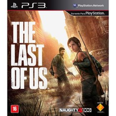 Jogo The Last of Us PlayStation 3 Naughty Dog