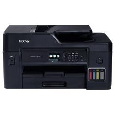 Impressora Multifuncional Brother MFC-T4500DW Tanque de Tinta Colorida Sem Fio