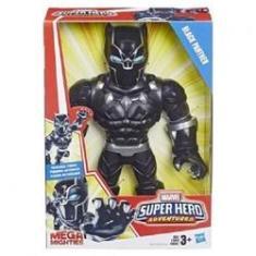 Imagem de Boneco Playskool Heroes Mega Mighties Pantera Negra E4132