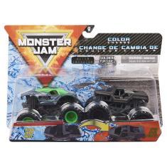 Imagem de Monster Jam 1:64 Alien Invasion E Soldier Fortune 2020 Sunny