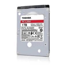 Imagem de HD Toshiba Interno p/ Notebook 1TB 2.5'' 5400rpm Sata pc L200 - HDWL110UZSVA