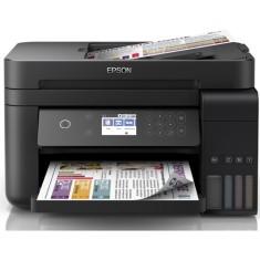 Impressora Multifuncional Epson Ecotank L6171 Tanque de Tinta Colorida Sem Fio
