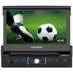 """Imagem de DVD Player Automotivo Pósitron 7 """" Sp6730Dtv USB"""