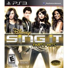 Jogo Sing It: Party Hits PlayStation 3 Disney