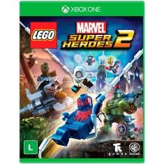 Jogo Lego Marvel Super Heroes 2 Xbox One Warner Bros