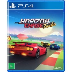Jogo Horizon Chase Turbo PS4 Aquiris