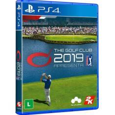 Jogo The Golf Club 2019 PS4 2K