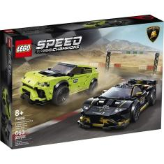 Imagem de Lego Speed Champions 76899 Lamborghini Urus E Huracán